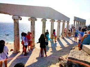 Fortune Island: The Acropolis