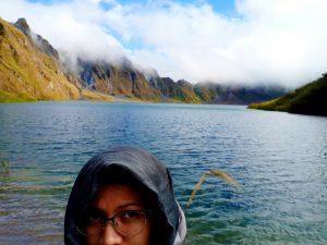 Mount Pinatubo Lake