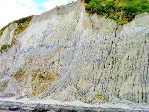 Mount PInatubo Land formations