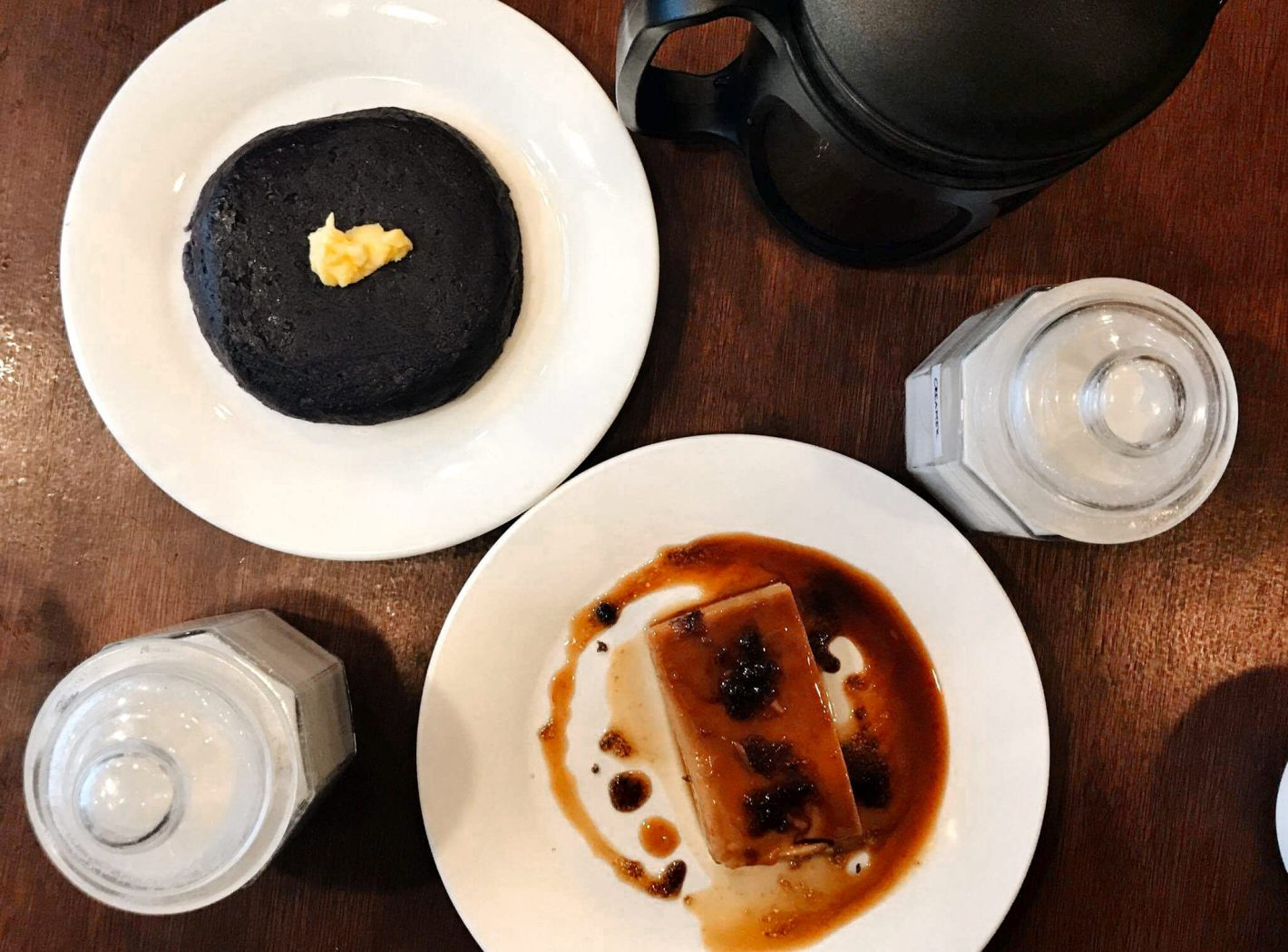 Manganen Bagnet House : Desserts