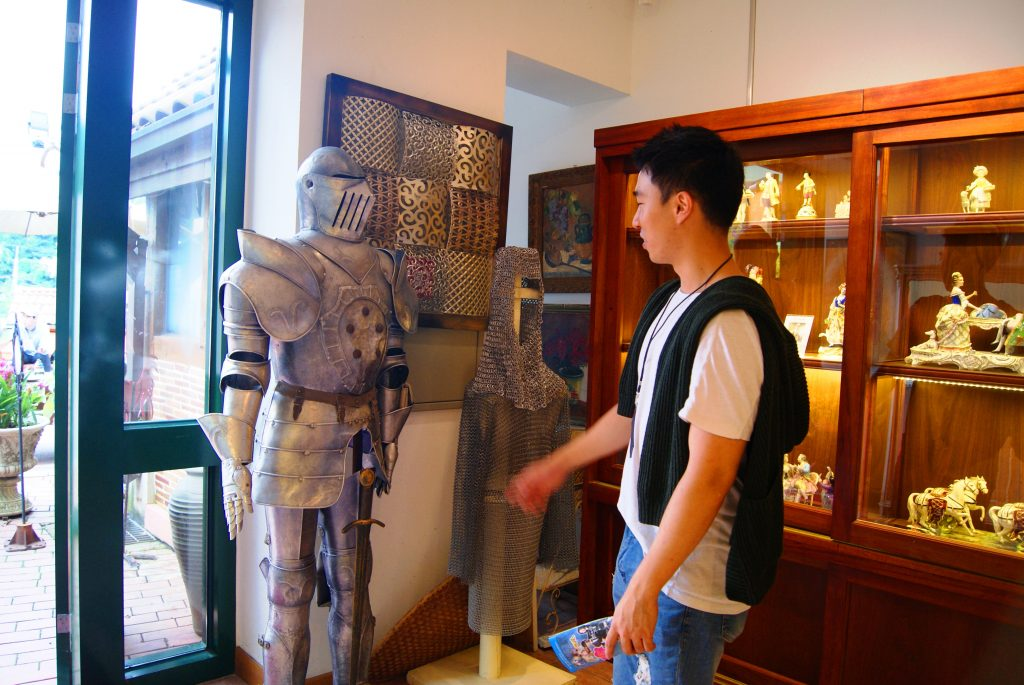 Petite France Museums : South Korea