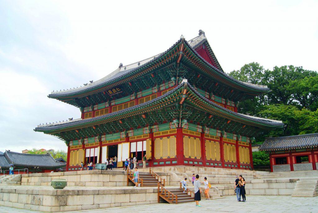 Changgyeonggung Palace: A day in Seoul   catching carla
