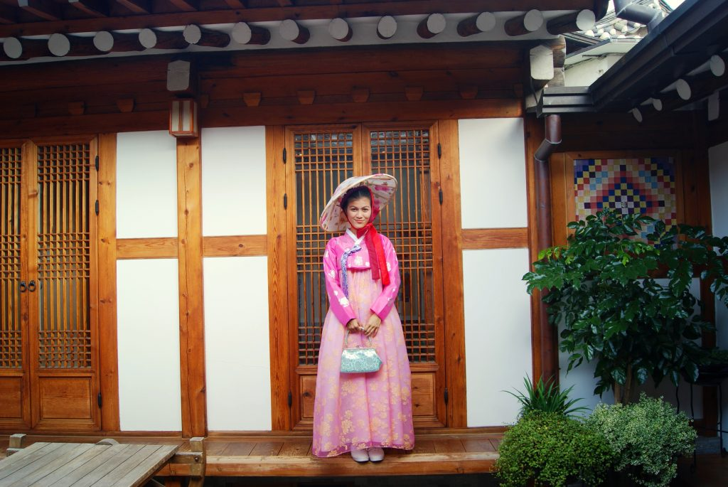 Bukchon Hanok Village: Seoul South Korea