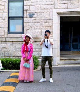 Me and my Friend JunKyo- travel seoul south korea
