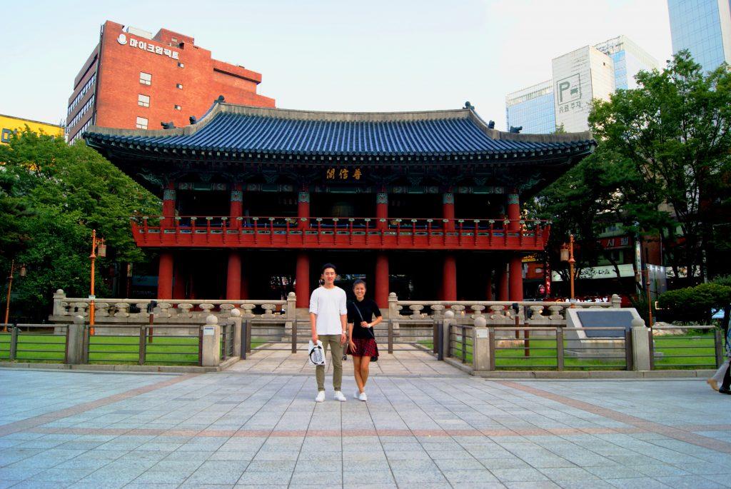 Myeongdong: Seoul South Korea