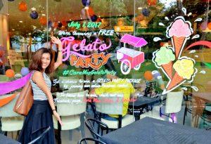 caramia gelato party