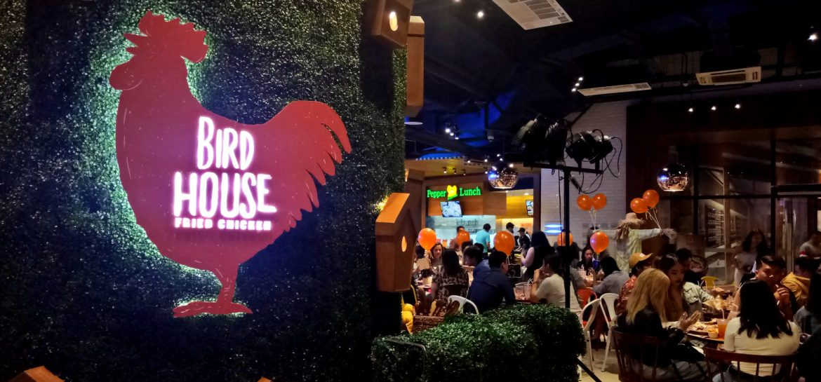 BirdHouse PH: Lord of the Wings | catchingcarla.com