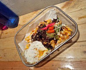 Loaded Carne Asada Fries - Gregory park | catchingcarla.com