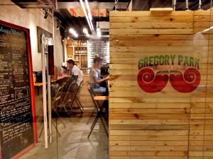 Gregory Park Serious Grub | catchingcarla.com