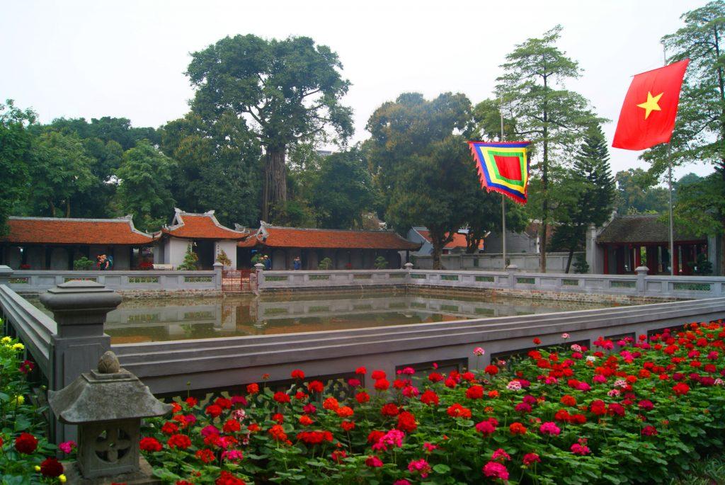 Temple of Literature - Tour Hanoi | Catching Carla