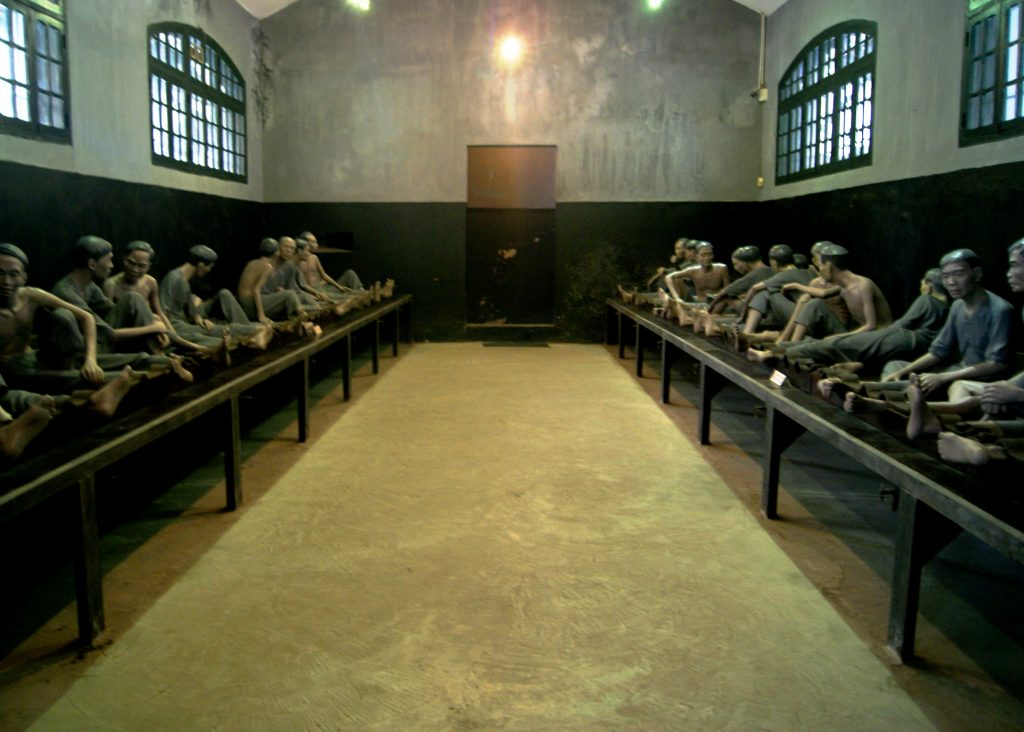 Hoa Lo Prison Museum Tour Hanoi | Catching Carla