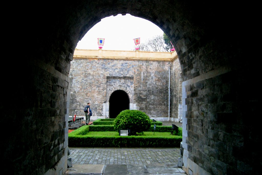 Military bunker Thang long citadel Tour Hanoi | Catching Carla