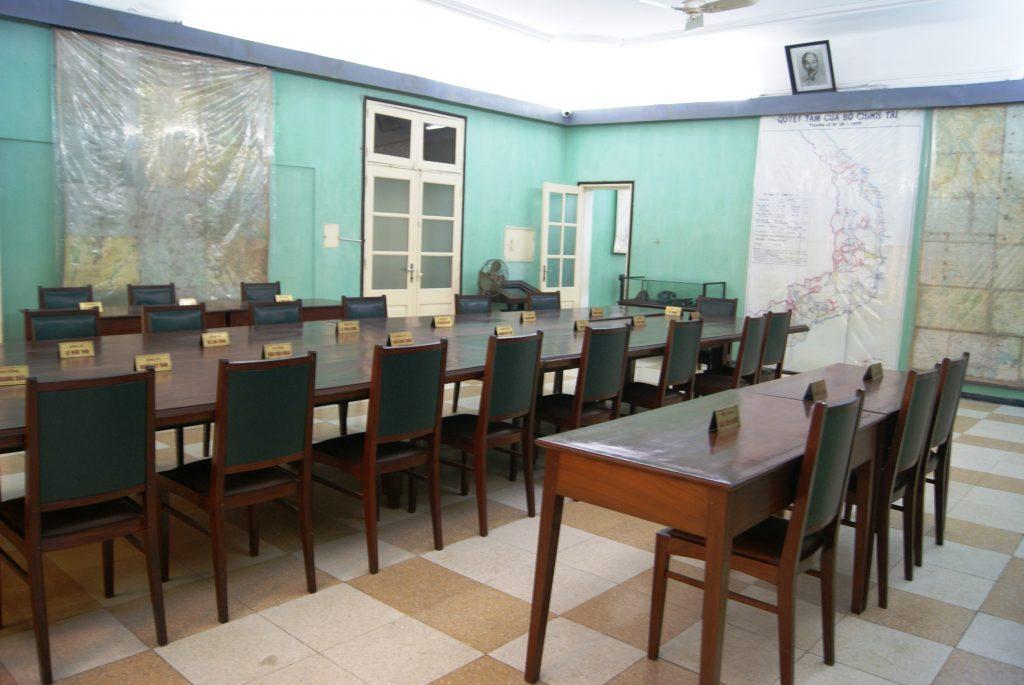 Military bunker Thang long citadel Tour Hanoi | Catching Carla