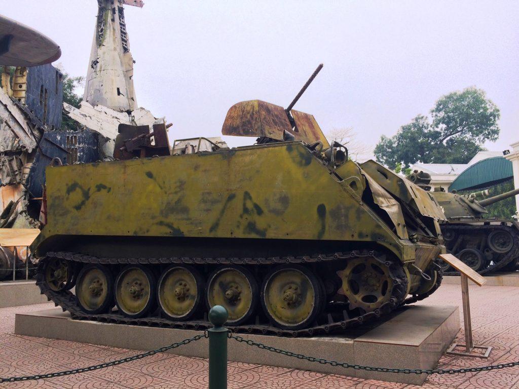 Vietnam Military Museum Tour Hanoi | Catching Carla