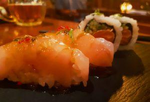 Miso Salmon | Nikkei Rockwell Restaurant - catchingcarla.com