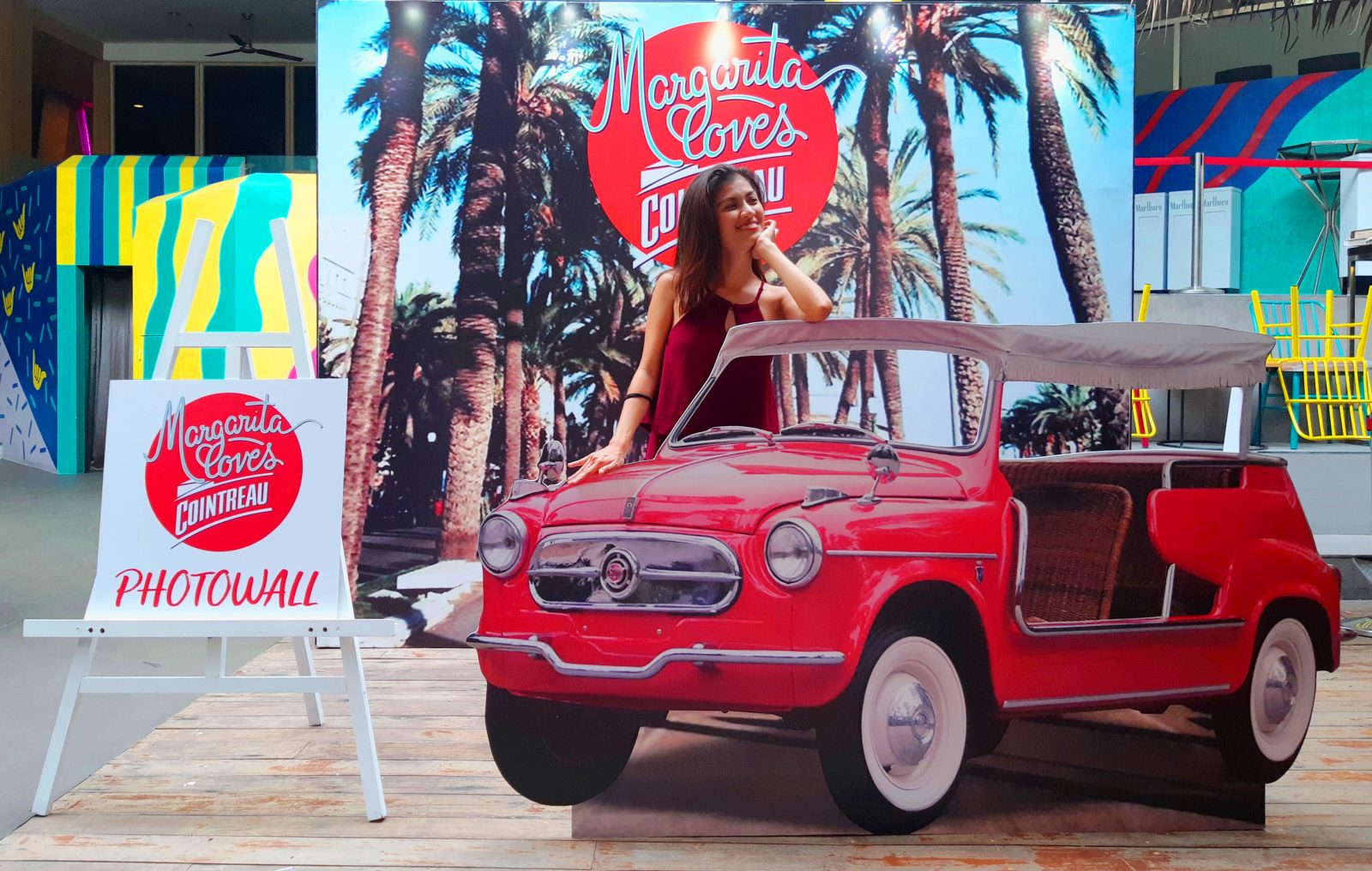 Margarita Loves Cointreau PH : Soiree to acapulco | catchingcarla.com