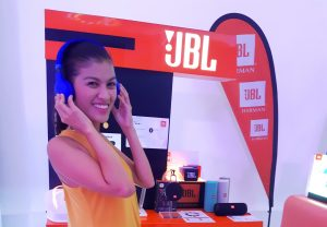 JBL Philippines new brand Ambassador Gretchen HO | catchingcarla.com