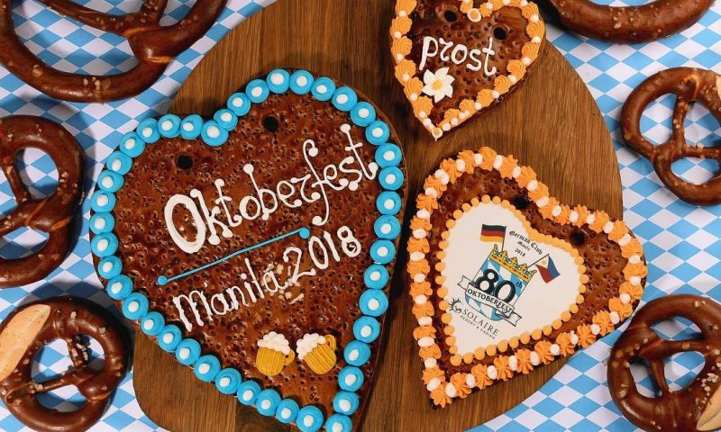 Oktoberfest 2018 - German Club Manila by Catching Carla | catchingcarla.com The Traveling Filipina