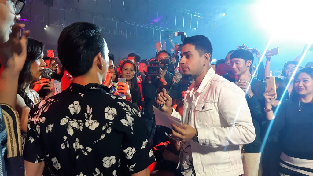 JBL Soundfest Manila 2018 Host Sam YG | catchingcarla.com
