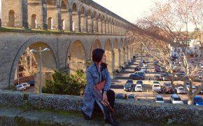 Dear Mom I married A Rich Man | catchingcarla.com | Montpellier, France